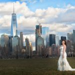 The liberty House wedding photography jersey city liberty state park