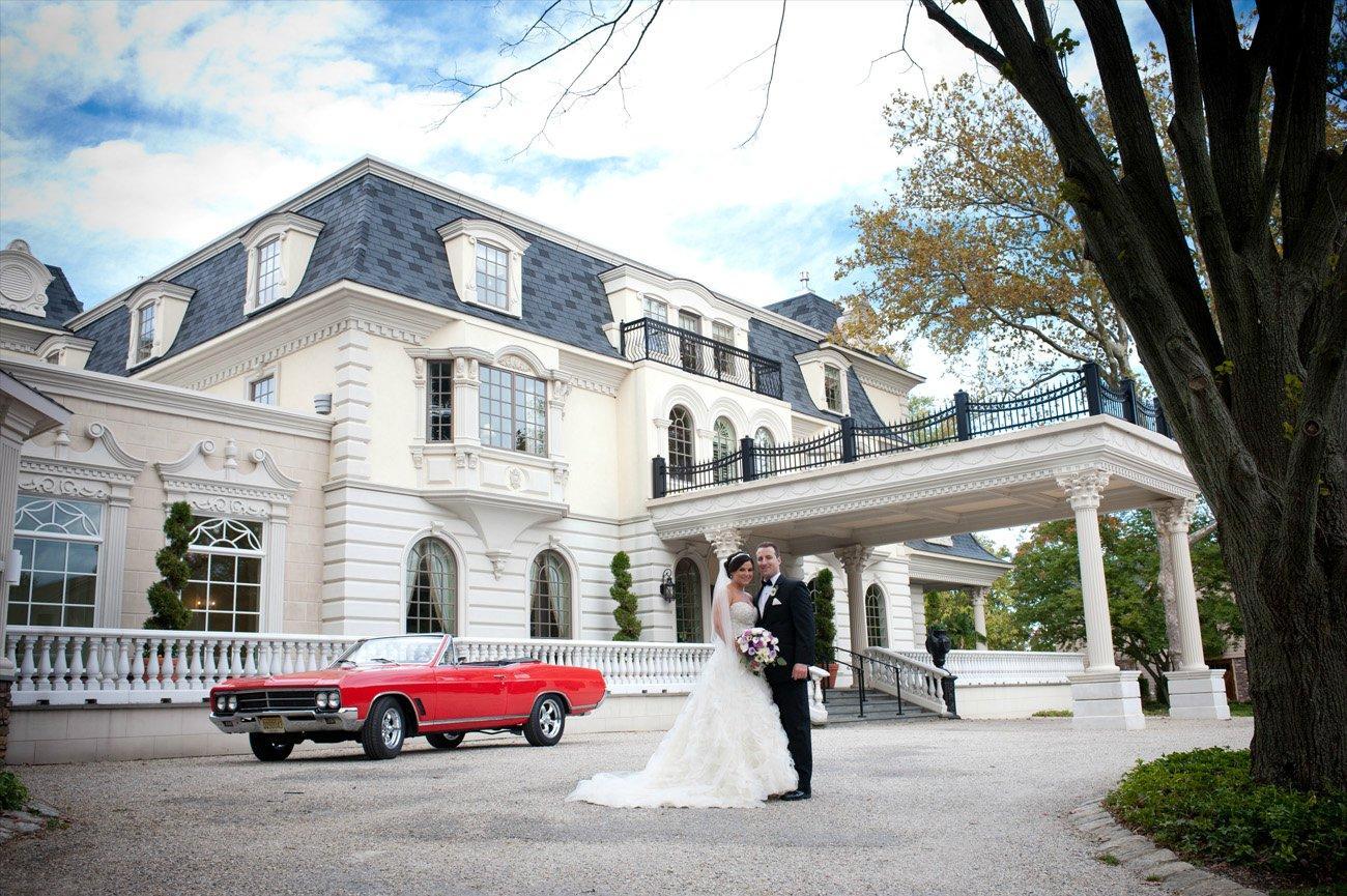 The Ashford Estate, Allentown New Jersey wedding