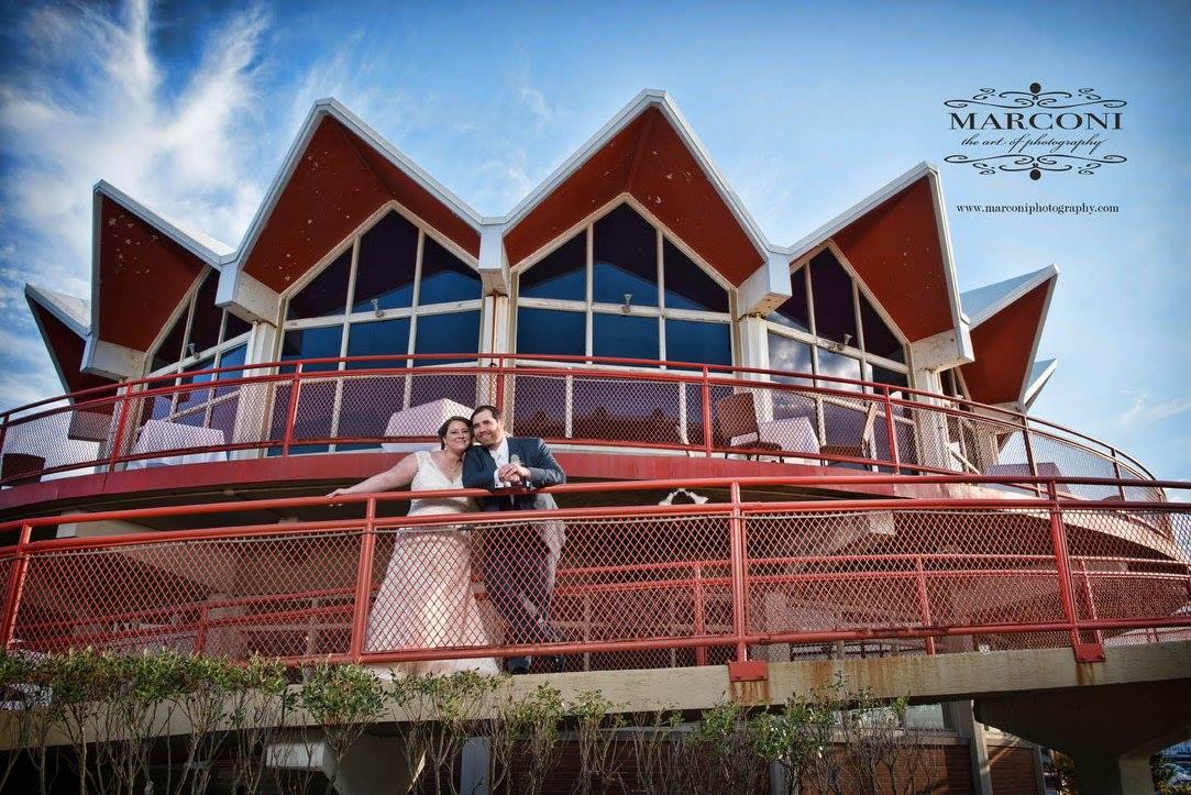 Asbury Park Mcloones Nj Wedding Marconi