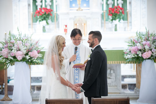 St James Church Red Bank Wedding