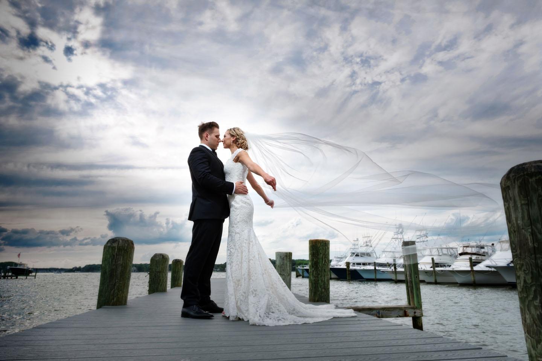 Clarks Landing Point Pleasant Wedding