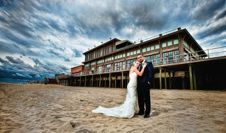 Wedding At The Avenue And Ocean Place Resort In Long Branch New Jersey By Marconi Photography From NJ