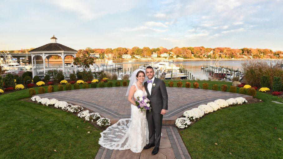 Nj Wedding Photography Crystal Point Yacht Club